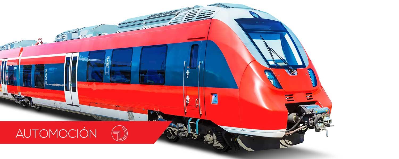 ventanillas tren - vidrio automocion - vidrio ferrocarril