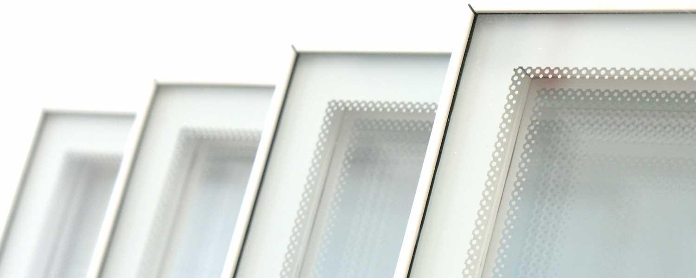 vidrio camara - vidrio aislante - puertas frigorifico