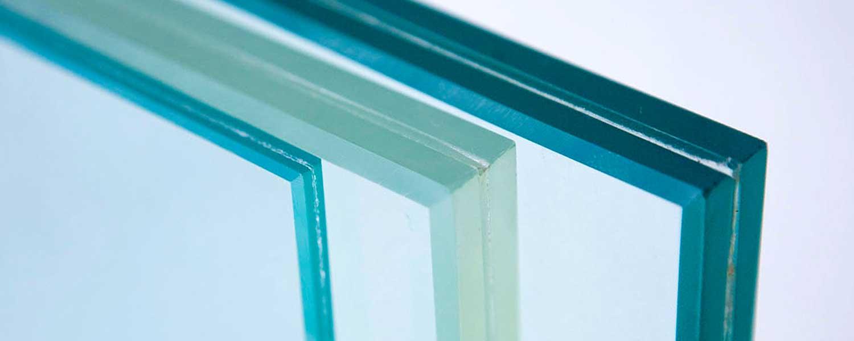 vidrio laminado - EVA - butiral