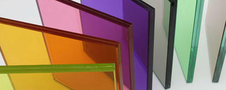 laminado colores - EVA - butiral - vidrio seguridad