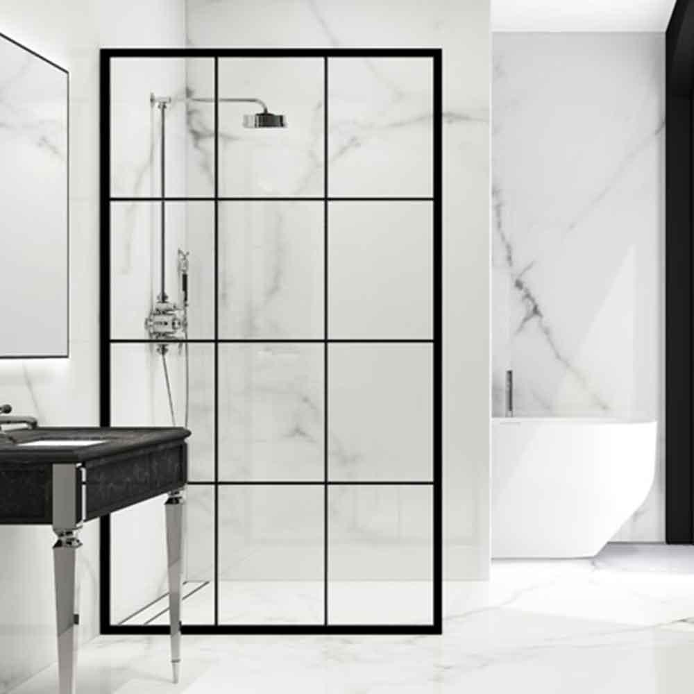 Fabricación de cristal para mamparas de ducha | VINALSA